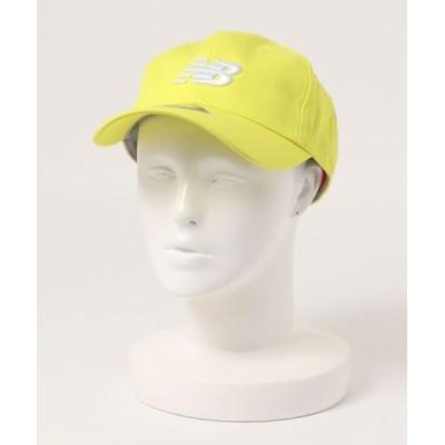 the HOUSE / 【new balance golf】COOLMAX ツイル 6パネルキャップ (UNISEX SPORT) MEN 帽子 > キャップ