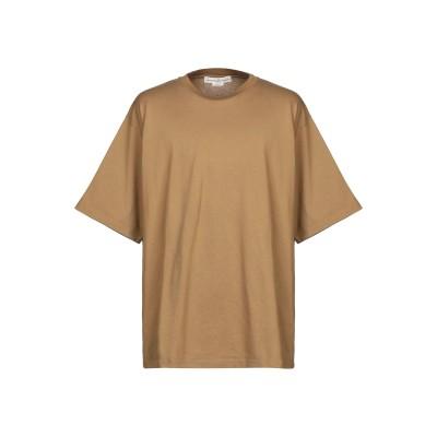 ゴールデン グース GOLDEN GOOSE DELUXE BRAND T シャツ カーキ L コットン 100% T シャツ