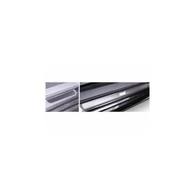 HASEPRO(ハセプロ)  マジカルアートレザー スカッフプレート ガンメタ GRB インプレッサWRX-STi (2007.6〜)