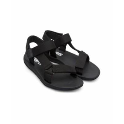 カンペール メンズ サンダル シューズ Men's Sports Sandals Black