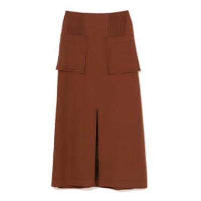 【予約】RBS / ピンタック アウト ポケット スカート