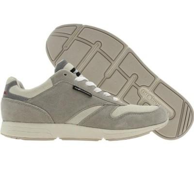 ザハンドレッズ The Hundreds メンズ スニーカー シューズ・靴 Scully Suede grey