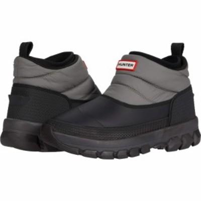 ハンター Hunter レディース ブーツ ショートブーツ シューズ・靴 Original Insulated Snow Ankle Boot Mere/Black