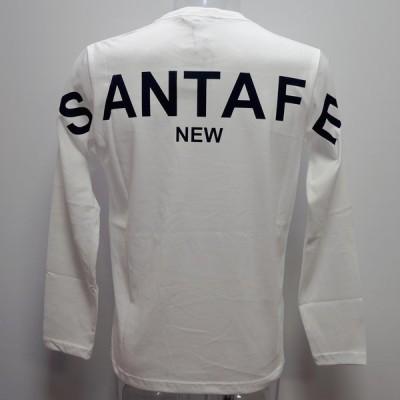 サンタフェ・20 秋冬 AW 新作・長袖Tシャツ(M)(L)(LL)(3L)20-86102-001 NEW SANTAFE