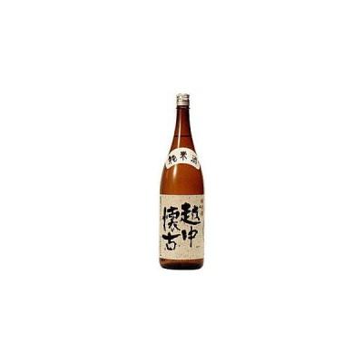日本酒 越中懐古 純米 1800ml