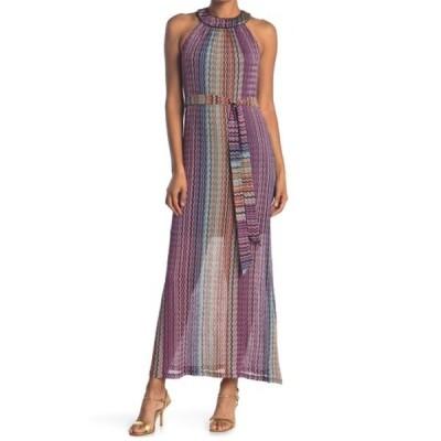 トリーナターク レディース ワンピース トップス Speak Easy Maxi Dress MULTI