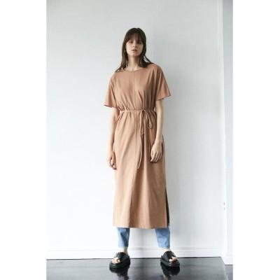 【マウジー】 CUT LONG ドレス レディース L/ORG1 FREE MOUSSY