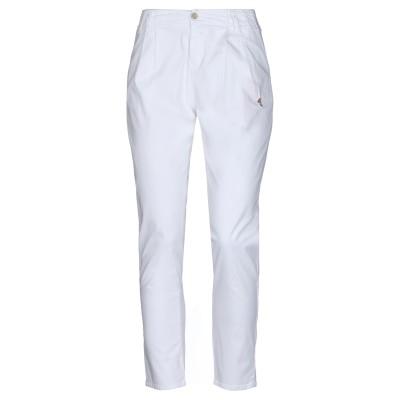 メット MET JEANS パンツ ホワイト 28 コットン 98% / ポリウレタン 2% パンツ