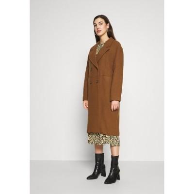 エム バイ エム コート レディース アウター PAVIELLE - Classic coat - pecan