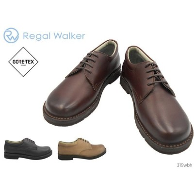 リーガル ウォーカー REGAL WALKER 319W 319WBH プレーントウ(GORE-TEX フットウェア) 靴 正規品 メンズ