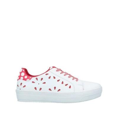 マニラ グレース Manila Grace  レディース スニーカー シューズ 靴 ホワイト