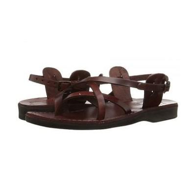 Jerusalem Sandals エルサレムサンダル レディース 女性用 シューズ 靴 サンダル Tamar Buckle - Womens - Brown