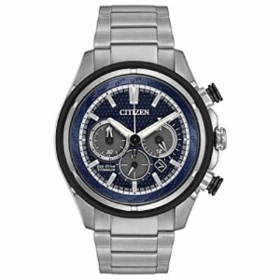 腕時計 シチズン 逆輸入 Citizen Watch with Titanium Strap (Model: CA4240-82L)