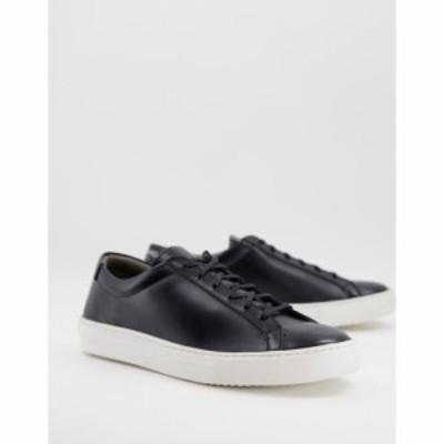 ボロンガロトレバー Bolongaro Trevor メンズ スニーカー シューズ・靴 leather sneakers ブラック