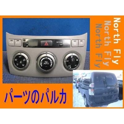 トヨタ ヴォクシー エアコンスイッチ/エアコンパネル TA-AZR65G  22-5116 中古