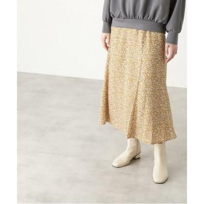 N.Natural Beauty Basic / エヌ ナチュラルビューティーベーシック スモールリーフマーメイドスカート