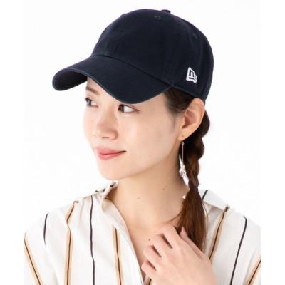 帽子屋ONSPOTZ / ニューエラ キャップ カジュアルクラシック ウォッシュ加工 NEW ERA WOMEN 帽子 > キャップ