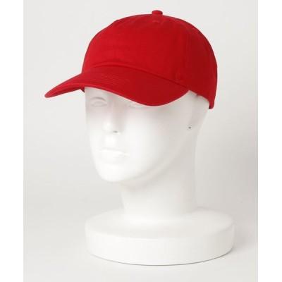 JEANS MATE / 【NEWHATTAN/ニューハッタン】 ツイルローキャップ NH1400 6パネル MEN 帽子 > キャップ