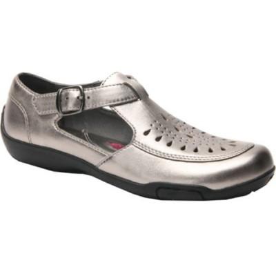 ロスホマーソン Ros Hommerson レディース シューズ・靴 サンダル Cameo Fisherman Sandal Pewter Leather