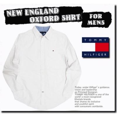 Tommy Hilfiger NEW ENGLAND OXFORD SHIRT トミー ヒルフィガー オックスフォードシャツ 78B7122