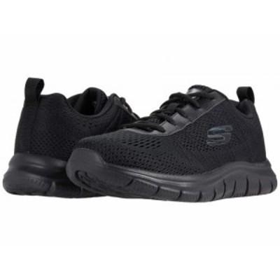 SKECHERS スケッチャーズ メンズ 男性用 シューズ 靴 スニーカー 運動靴 Track Moulton Black/Black【送料無料】
