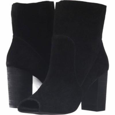チャイニーズランドリー Chinese Laundry レディース ブーツ シューズ・靴 Tom Girl Black Split Suede