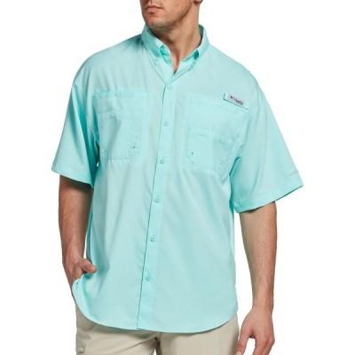 コロンビア Columbia メンズ トップス Tamiami II Shirt Gulf Stream