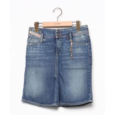 ZOZOUSED / ワンポイントデニムスカート WOMEN スカート > デニムスカート