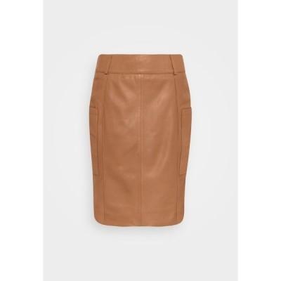 ラウンジ ナイン スカート レディース ボトムス HARPER SKIRT - Pencil skirt - thrush