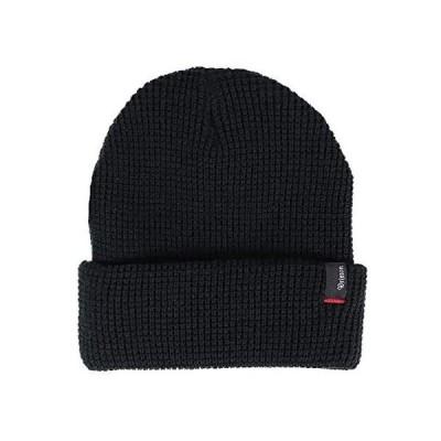 BRIXTON ブリクストン ニット帽 ニットキャップ メンズ レディース 帽子 HEIST BEANIE (Black2 Free Size)