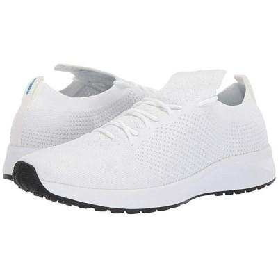 ネイティブ Mercury 2.0 Liteknit メンズ スニーカー 靴 シューズ Shell White/Shell White/Jiffy Rubber