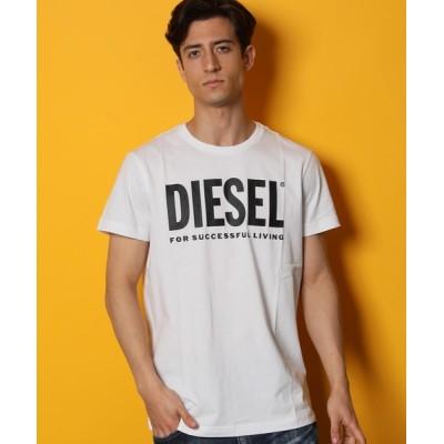 CORPUS TOKYO / 【DIESEL/ディーゼル】ロゴプリントクルーネック半袖Tシャツ MEN トップス > Tシャツ/カットソー