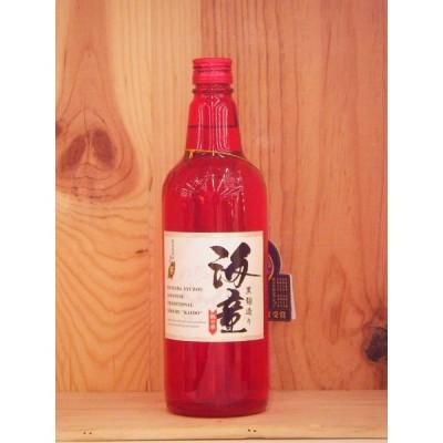 濱田酒造 海童 祝の赤 25度 芋 720ml 黒麹 黄金千貫