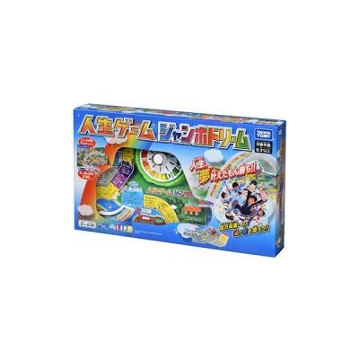タカラトミー 人生ゲーム ジャンボドリーム