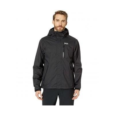 Helly Hansen ヘリーハンセン メンズ 男性用 ファッション アウター ジャケット コート レインコート Vancouver Jacket - Black