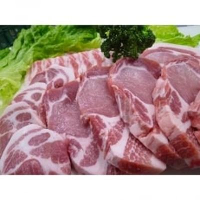 【農場発送 鈴鹿さくらポーク】幻泉 山崎豚 厳選セット3kg