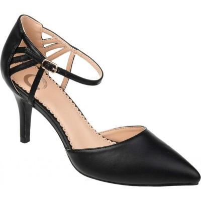 ジュルネ コレクション Journee Collection レディース パンプス シューズ・靴 Mia Pump Black