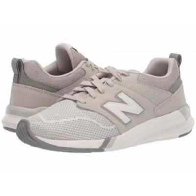 New Balance ニューバランス レディース 女性用 シューズ 靴 スニーカー 運動靴 WS009 Light Cliff Grey/Sea Salt【送料無料】