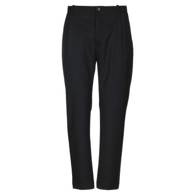 NINE:INTHE:MORNING パンツ ブラック 48 ウール 100% パンツ