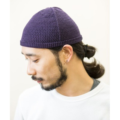 Shop無 / Dralon Seamless Islam MEN 帽子 > ニットキャップ/ビーニー