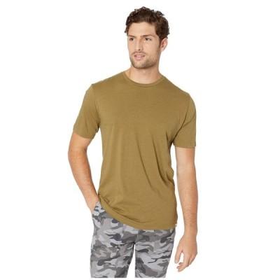 バートン Burton メンズ Tシャツ トップス Classic Short Sleeve Tee Martini Olive