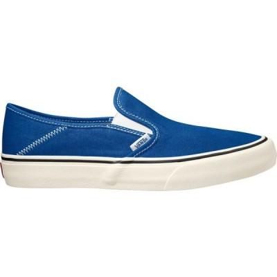 ヴァンズ Vans メンズ スリッポン・フラット シューズ・靴 Slip - On SF Shoe True Blue/Marshmallow