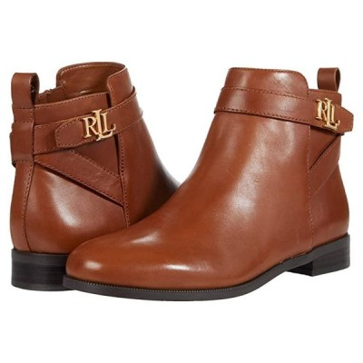 LAUREN Ralph Lauren Bonne レディース ブーツ Deep Saddle Tan