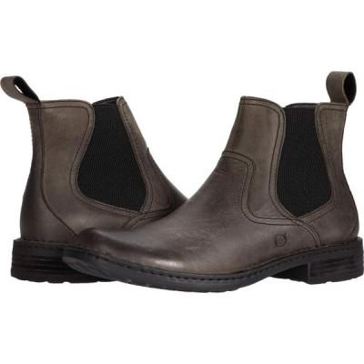 ボーン Born メンズ シューズ・靴 Hemlock Grey Full Grain Leather