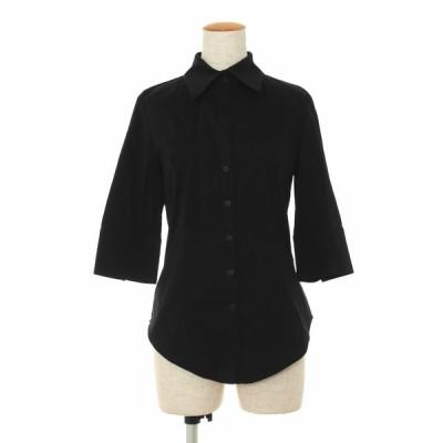 フォクシーブティック シャツ ブラウス 27768 ボーイズブラインシャツ 長袖 38