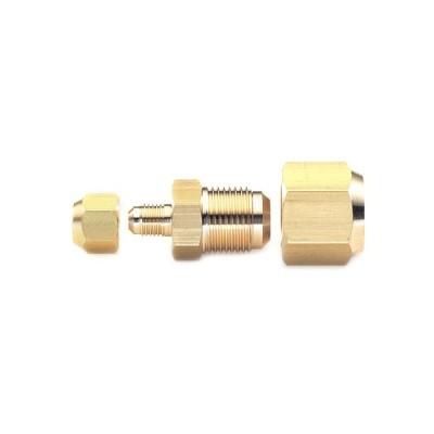 イチネンTASCO TA241L フレアユニオン1/4フレアオスX5/8フレアオス(1ケ入)