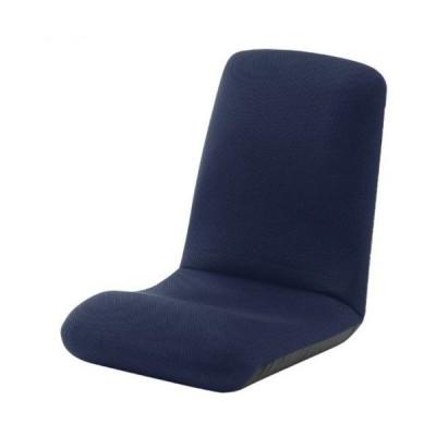 セルタン 日本製 腰楽座椅子/A453a-505BL メッシュブルー/Lサイズ