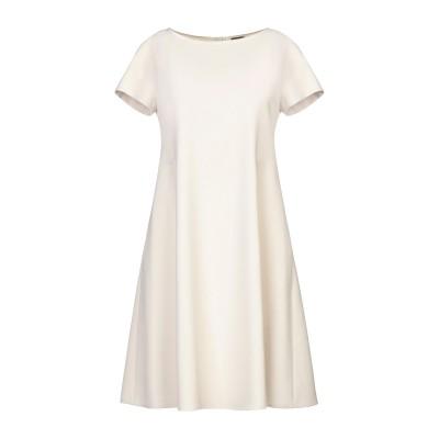 ANTONELLI ミニワンピース&ドレス ライトグレー 40 ポリエステル 94% / ポリウレタン 6% ミニワンピース&ドレス