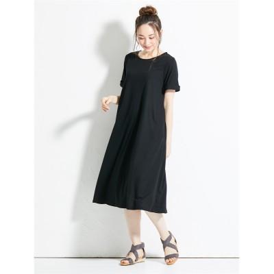 大きいサイズ フレアワンピース ,スマイルランド, ワンピース, plus size dress