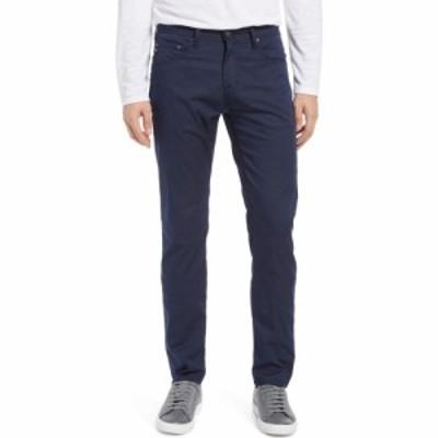 エージー AG メンズ スキニー・スリム ボトムス・パンツ Tellis Slim Fit Cool Comfort Performance Twill Pants Midnight Berlin